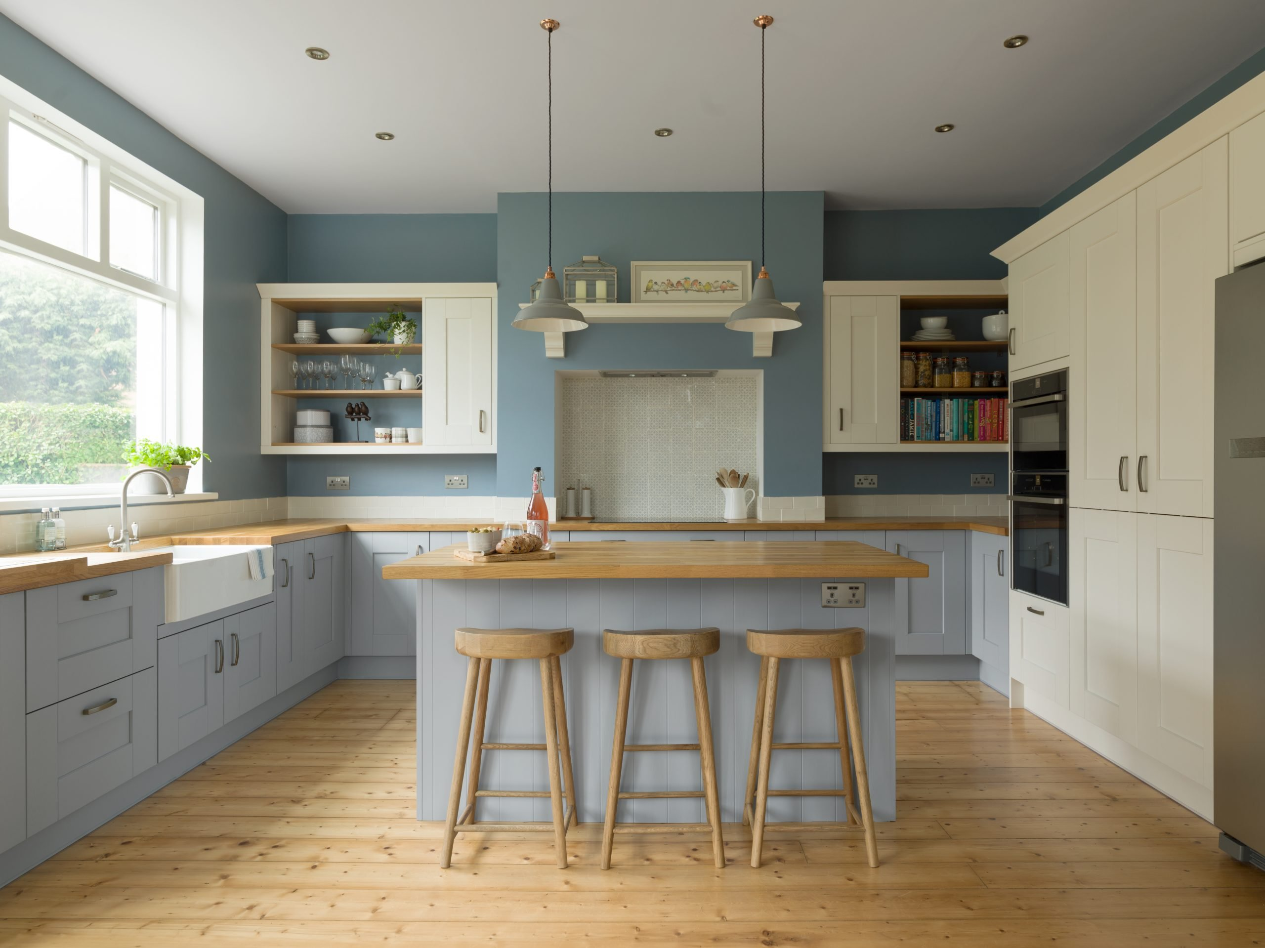 Whitby Sheffield- Laura Ashley Kitchen Collection