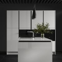 Linear Gloss Platinum Cameo 1 detail